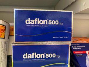 Daflon tablet