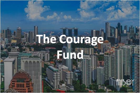 The Courage Fund application