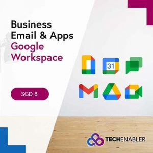 TechEnabler - Google Workspace Business Email - SGD8